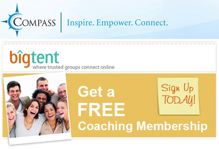 BigTent and Compass partner to offer life coaching