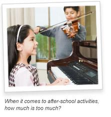 Are Kids Overscheduled?