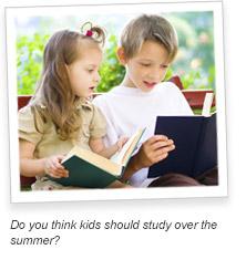 Should Kids Get Homework Over the Summer?